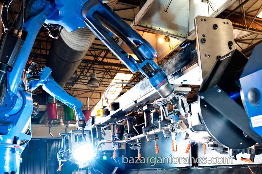ترخیص ماشین آلات صنعتی از گمرک