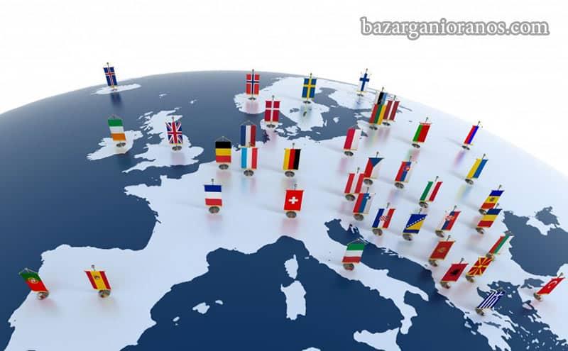قوانین واردات کالا از اروپا به ایران